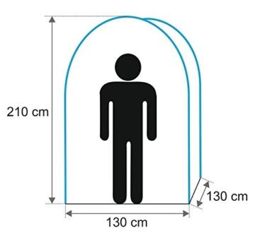 CampFeuer - Duschzelt Umkleidezelt Toilettenzelt