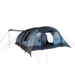 10T Outdoor Equipment Kallisto 6 AIR - Aufblasbares 6-Personen Airtube-Tunnelzelt