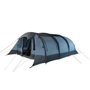 10T Outdoor Equipment Kallisto 6 AIR - Aufblasbares 6-Personen Airtube-Tunnelzelt